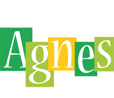 Agnes lemonade logo