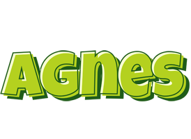 Agnes summer logo