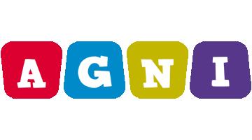 Agni daycare logo