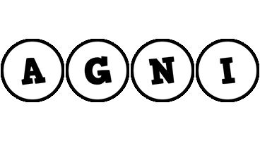 Agni handy logo