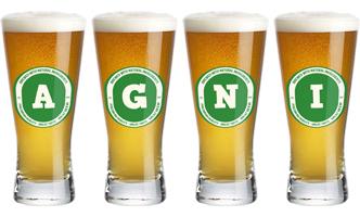 Agni lager logo