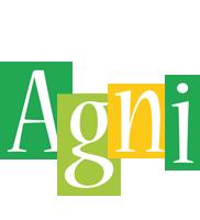 Agni lemonade logo