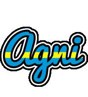 Agni sweden logo