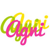 Agni sweets logo