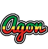 Agon african logo