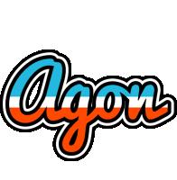 Agon america logo