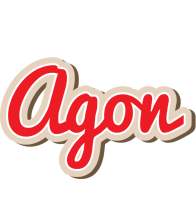 Agon chocolate logo