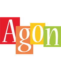 Agon colors logo