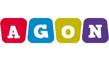 Agon daycare logo