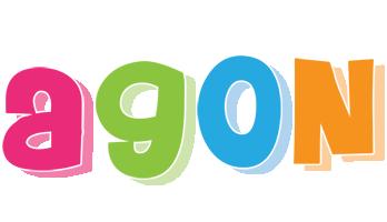 Agon friday logo