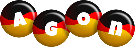 Agon german logo