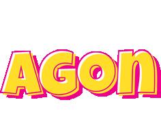 Agon kaboom logo