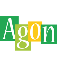 Agon lemonade logo