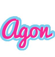 Agon popstar logo
