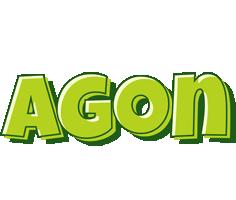 Agon summer logo