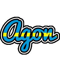 Agon sweden logo