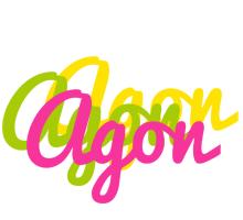Agon sweets logo