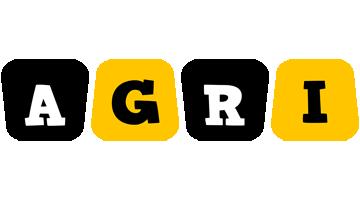 Agri boots logo