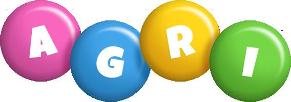 Agri candy logo