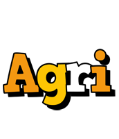 Agri cartoon logo
