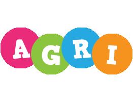 Agri friends logo