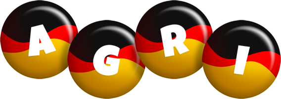 Agri german logo