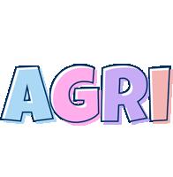 Agri pastel logo
