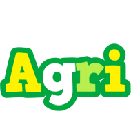 Agri soccer logo