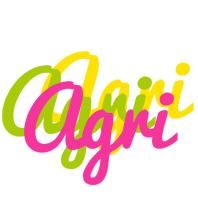 Agri sweets logo