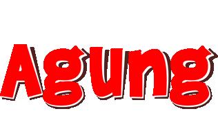 Agung basket logo