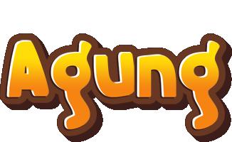 Agung cookies logo