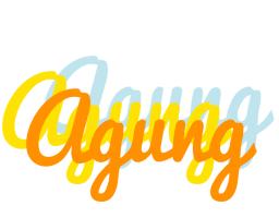 Agung energy logo