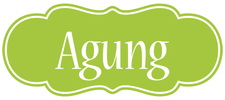 Agung family logo