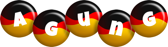 Agung german logo