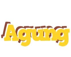 Agung hotcup logo