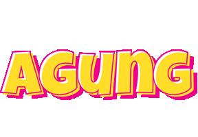 Agung kaboom logo