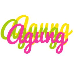 Agung sweets logo