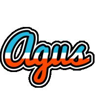 Agus america logo