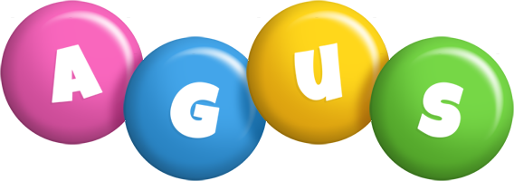 Agus candy logo