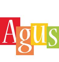 Agus colors logo