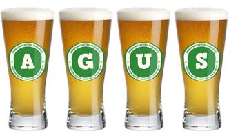 Agus lager logo