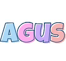Agus pastel logo