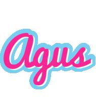 Agus popstar logo