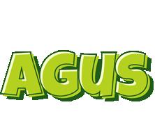 Agus summer logo