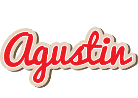 Agustin chocolate logo