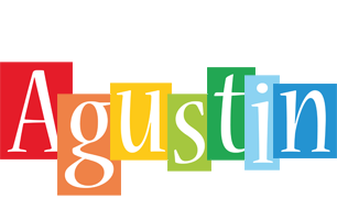 Agustin colors logo
