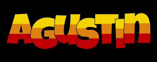 Agustin jungle logo