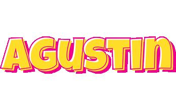 Agustin kaboom logo