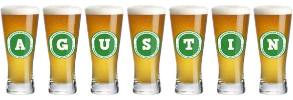 Agustin lager logo