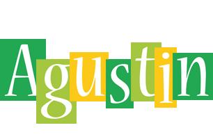 Agustin lemonade logo